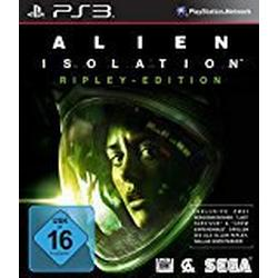Alien: Isolation / Ripley Edition (inkl. Artbook) / [PlayStation 3]